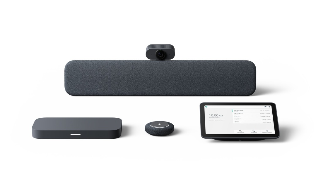 Google's latest attempt at meeting room gear focuses on simplicity