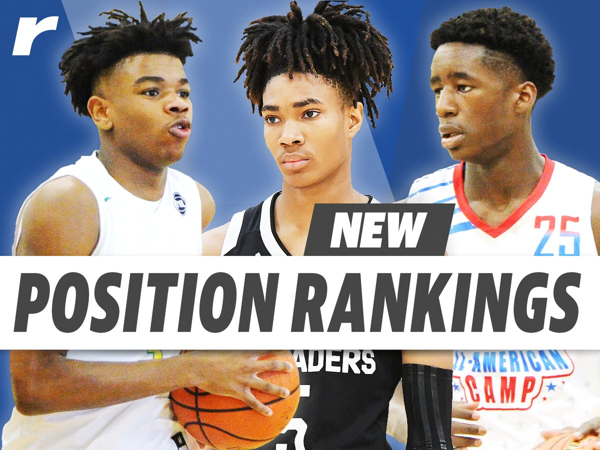 The 2021 position rankings are updated. @RivalsHoops ranks the top 55 point guards, shooting guards, small forwards, power forwards and top 45 centers in the class https://t.co/wrKlkBEWxy https://t.co/jiSmbjqI5H