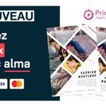 Image for the Tweet beginning: 💳 NOUVEAU 💳  Profitez dès