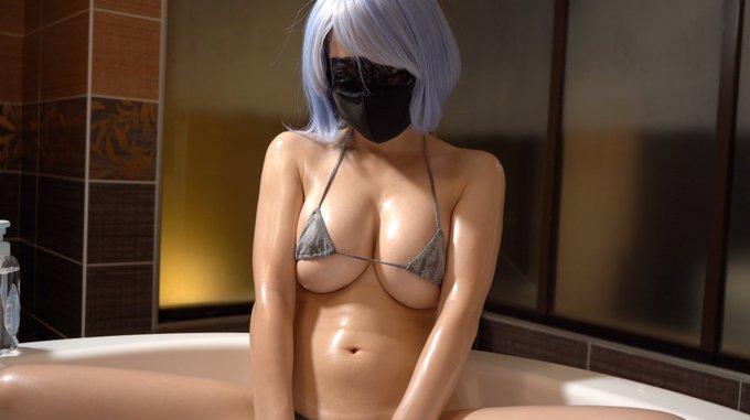 裏垢女子mioのTwitter自撮りエロ画像4