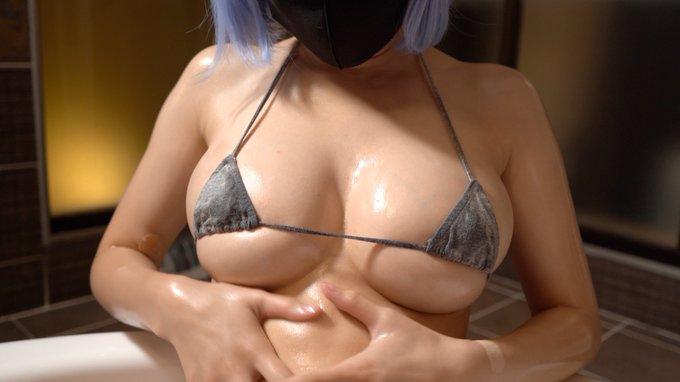 裏垢女子mioのTwitter自撮りエロ画像5