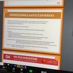 Image for the Tweet beginning: #sotepeda247 Opeverkoston webinaarissa esiteltiin Opettajan