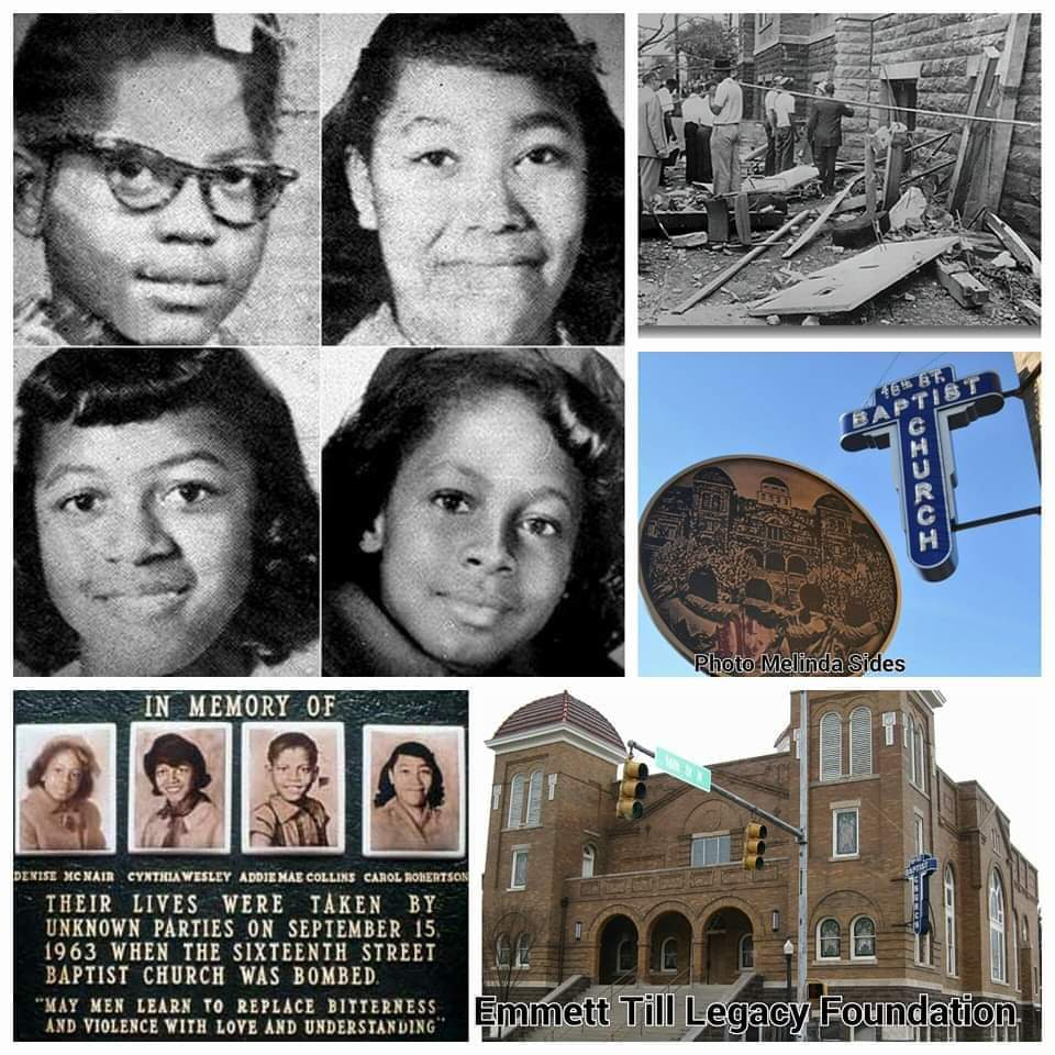 @EmmettTill's photo on addie mae collins