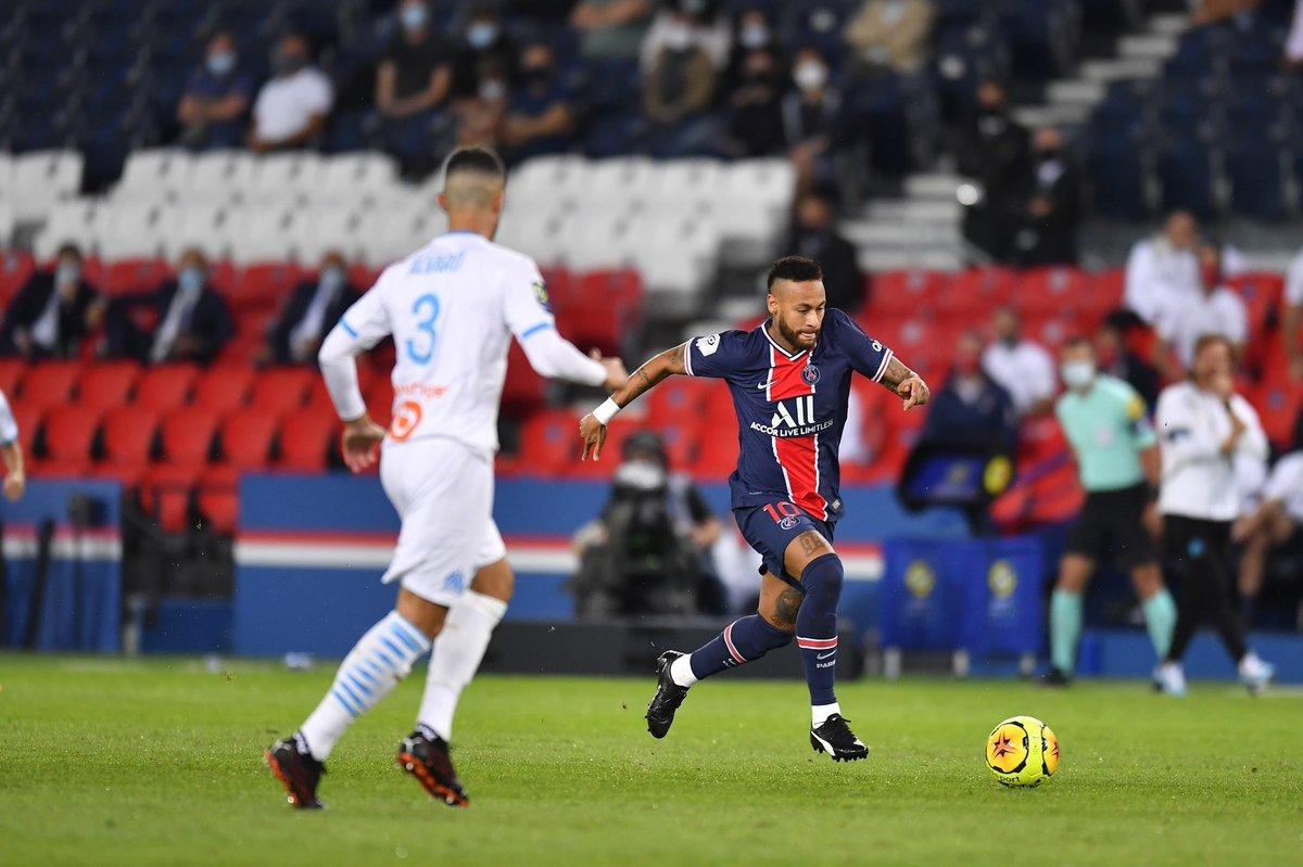 📸 As melhores fotos de Neymar Jr no clássico contra o OM⬇  🔛 https://t.co/yFqpAZxPyl  📸 The best photos of Neymar Jr in the match against OM⬆  #Neymar #NeymarJr #NJr #Brasil #PSG #ParisSaintGermain #Photo #Foto #Picture #Football #Futebol #NeymarSkills #NeymarFans https://t.co/9H4dwexwP1