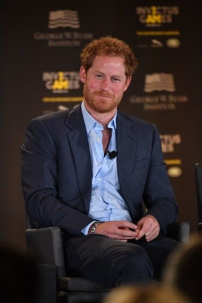 Wishing Prince Harry a happy 36th birthday