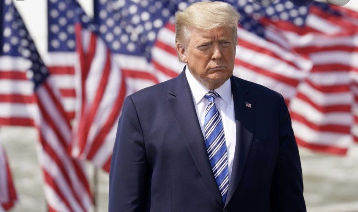 On this Tuesday, the 15th of September 2020, I want to say Thank You to @realDonaldTrump for his strength and love for our Country.   God knew we needed your fight and perseverance to protect us against enemies abroad and near.   God Bless you, President Trump! 🙏🏼 https://t.co/h2B06wQ1ox