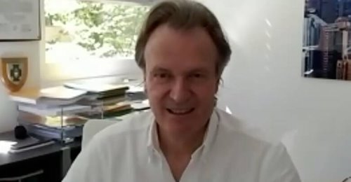 @touchCARDIO caught up with Prof Thomas Lüscher on the association between #GutMicrobiota, the #GutMicrobiome and #CardiovascularDisease.  Watch the full free-to-access video interview available here: https://t.co/wpp53hLnt3  #ESC2020  @escardio https://t.co/xHmtiNnSbz