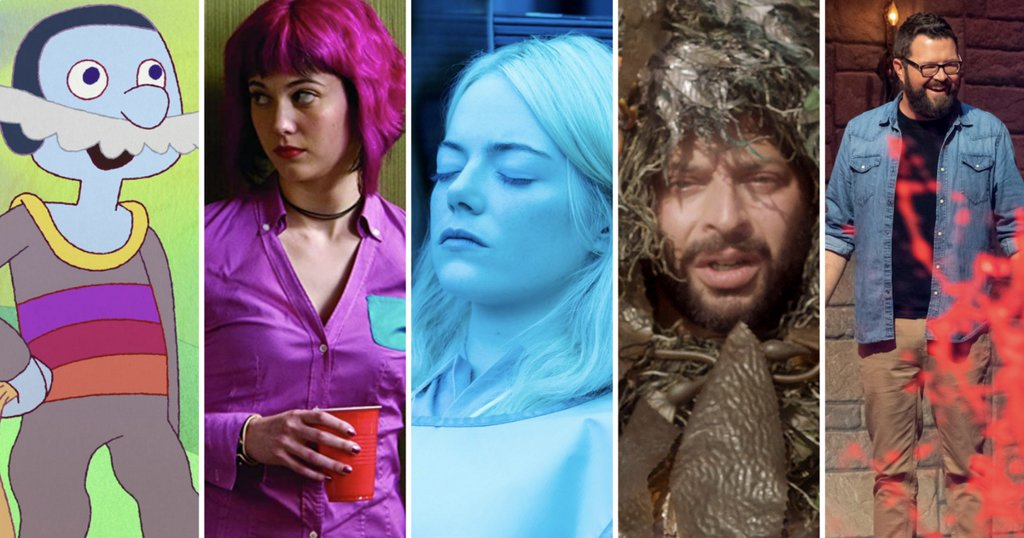 8 of the best trippy, stoner titles to mellow out to on Netflix