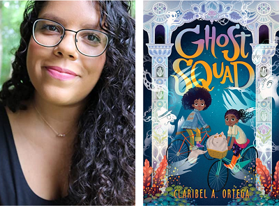test Twitter Media - It's Virtual Book Tour day with Claribel A. Ortega! Visit our blog to hear the author talk about her debut middle grade novel, Ghost Squad. An exclusive recording and activities are included. https://t.co/KZ8XQeK7P1 @Claribel_Ortega @Scholastic https://t.co/Qbxa7jS2Qx
