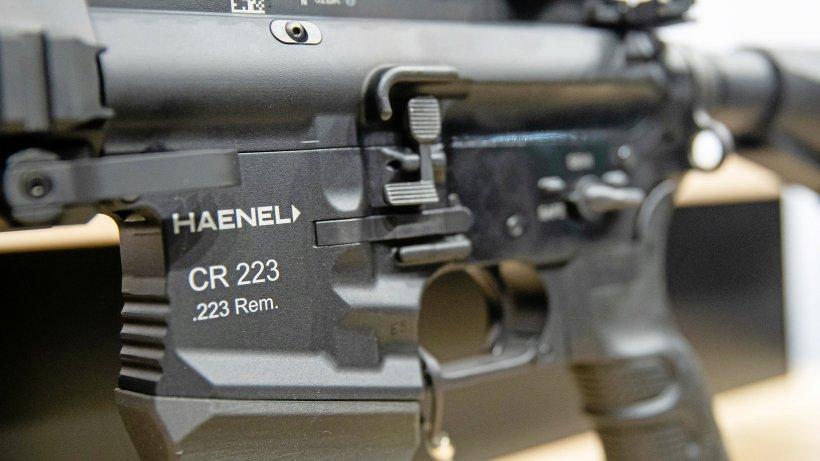 G36-Nachfolger: Neues Sturmgewehr für die Bundeswehr kommt von Haenel https://t.co/wn2mH1RzrQ https://t.co/Dh00UyqnU7