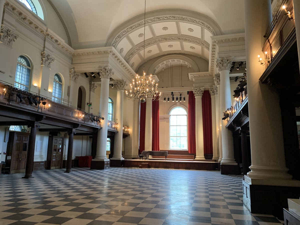 Live concerts return to St John's Smith Square from 1st October - see all the details and book tickets at https://t.co/BRWi2tvbCN https://t.co/kE5XAVmKyy