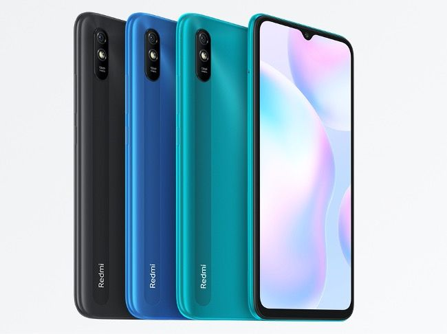 Redmi 9i launched with Helio G25, 5000mAh Battery at Rs.8,299