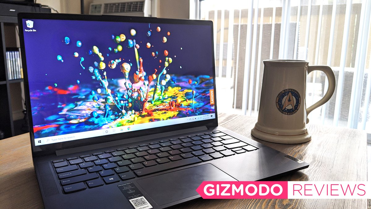AMD finally proves its laptop prowess with the incredible Lenovo Slim 7