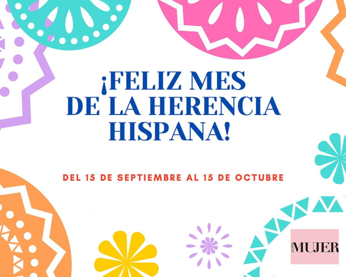 ¡Hoy comienza el #MesDeLaHerenciaHispana! #HispanicHeritageMonth2020 https://t.co/lY8s2p4rsh