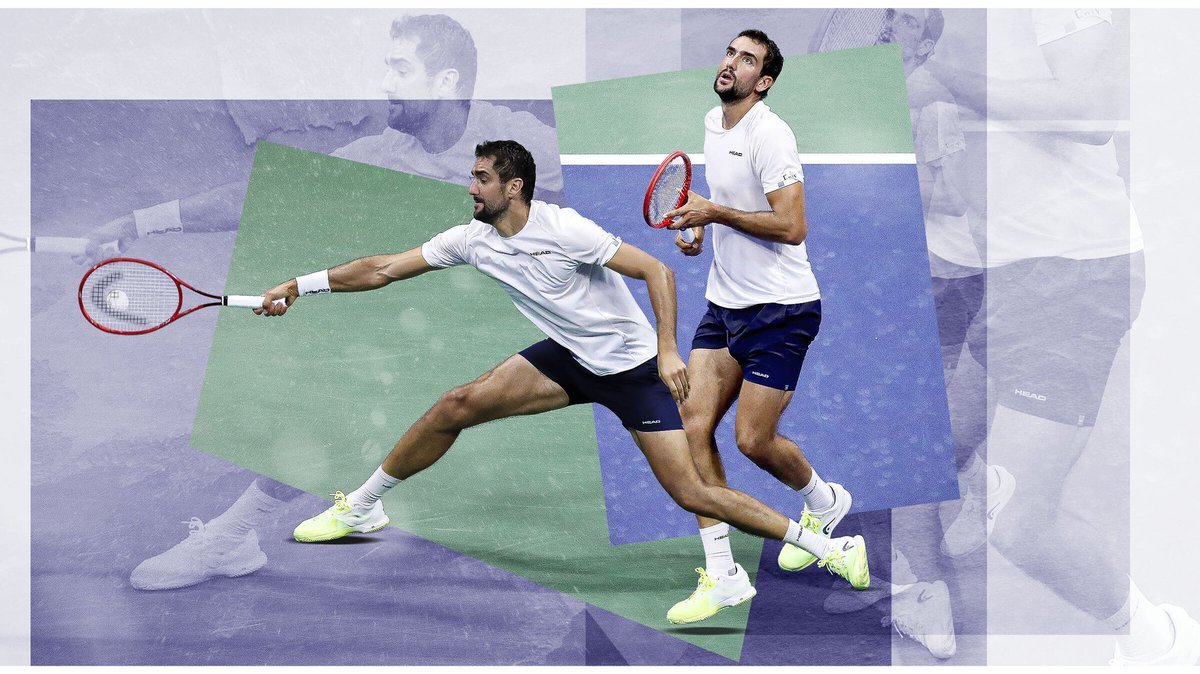 We are thrilled to announce a long-term footwear and apparel partnership with @cilic_marin, and can't wait for our new collections to be presented on the biggest stages in tennis. #TeamHEAD