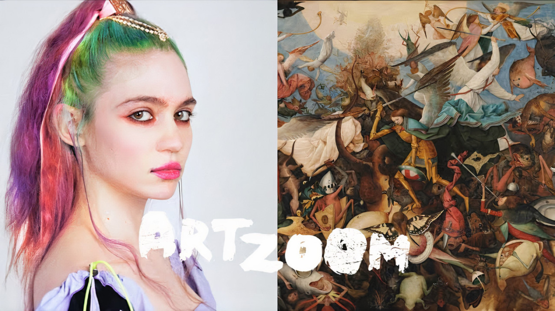 Grimes, FKA twigs and Twice's Chaeyoung give art talks for Google