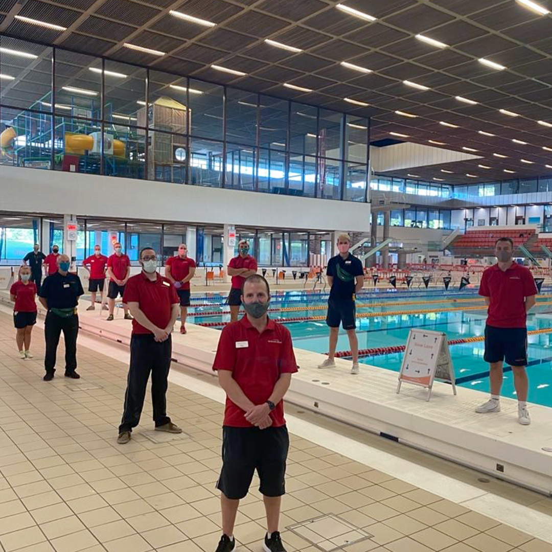 We're so happy to be back! The team at the #CommiePool and other Edinburgh Leisure venues across the city are ready to welcome you back. Who's excited? https://t.co/PHNv2CNJDE