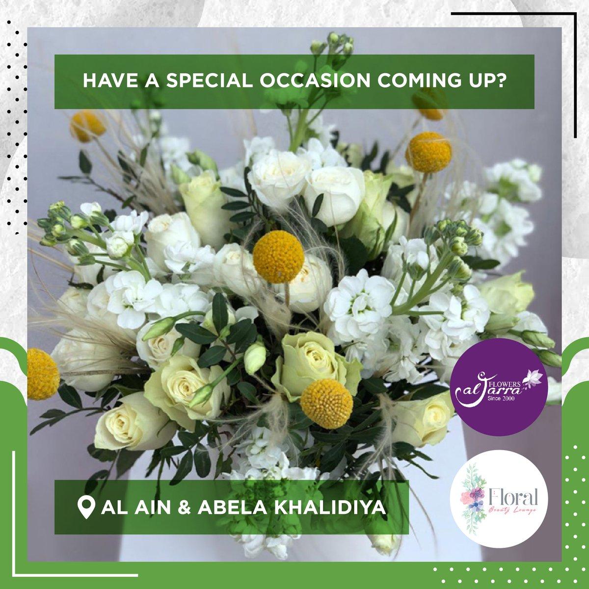 We got you covered! Be sure to check out the flower shops inside Souq Planet Plaza- Al Ain & Abela Plaza, Khalidiya💐😍    #souqplanet #smartshopper #onlineshopping #inabudhabi #dubai #alain #uae #vegan #madinatzayed #safeplanet #stayhome #socialdistancing https://t.co/uxK3w0tt1a