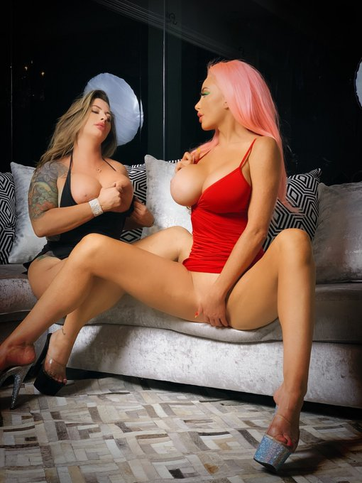 3 pic. Brand new exclusive scene out between KrissyBarbie and myself on my https://t.co/89K0kmIzKZ join