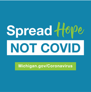 """Taking action now protects our healthcare system, economy and loved ones. MRA is partnering with many other Michigan groups to """"Spread hope, not COVID."""" Learn more at https://t.co/ka5LQNgTEK. https://t.co/WfWDpEbGov"""