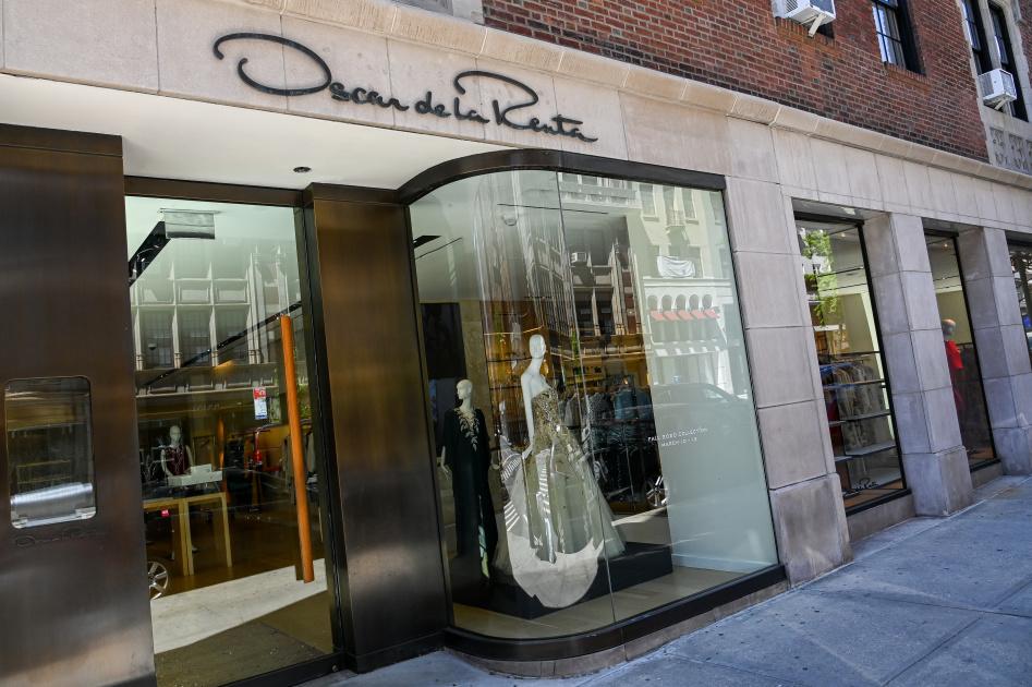 Amazon and Oscar de la Renta launch a luxury shop