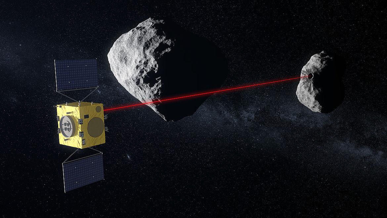 La NASA y la ESA se alían para defender la Tierra del impacto de un asteroide https://t.co/cLmdCRf9bQ https://t.co/m84abWKQqh