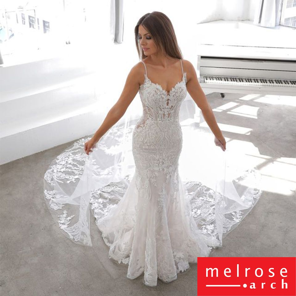 If you're going to tie the knot, do so in style; do so in Enzoani, available from Bridal Wardrobe. . #MelroseArch #StaySafe https://t.co/xifwxVm2Dz