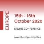 Image for the Tweet beginning: D-30 until our #CHEurope online