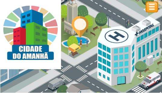 """Vencedor do 1º concurso de Jogos Digitais do #PNUD, """"Cidade do Amanhã"""" está disponível para download. Game estimula jogadores a refletirem sobre promoção do desenvolvimento nas cidades. Saiba mais em https://t.co/Cnq8ysWZwo. #DemocracyDay https://t.co/awVVcg4WRp"""