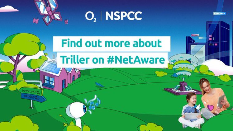 Have you heard of Triller? It's a video app, similar to TikTok, that lets you create & edit short videos using effects & music. Together with @O2 we've created some tips to keep your kids safe whilst using this app. Check it out on #NetAware here: https://t.co/5HYSmnpzYZ https://t.co/Vw4j3ZnF7Q