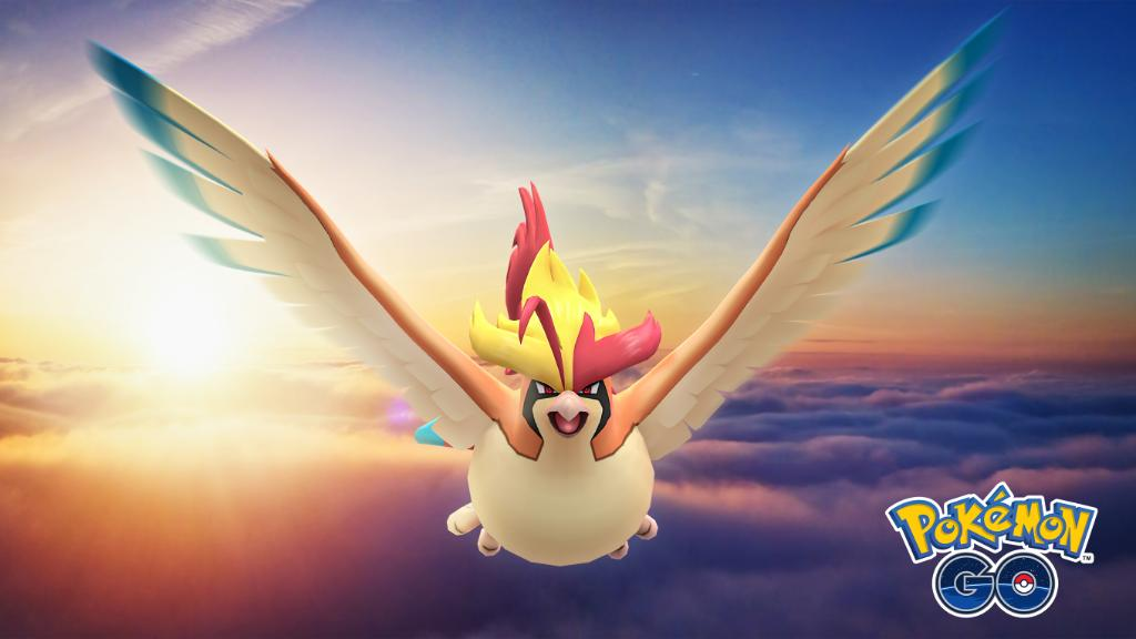Did you know? After Mega Evolving, Mega Pidgeot gains greatly increased muscular strength. It can fly continuously for two weeks without resting. 💨   What a great show of strength and endurance! 💪 https://t.co/b3FYIa15tx