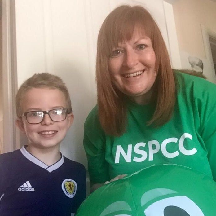 """""""I'd like to support the NSPCC as I know they are being there for children during this difficult time."""" Barbara is walking up Knock Hill in Largs every day for 100 days in support of us! 👏👏 Full story here: https://t.co/A1oqyXTyvq https://t.co/PYPiXapXpj"""
