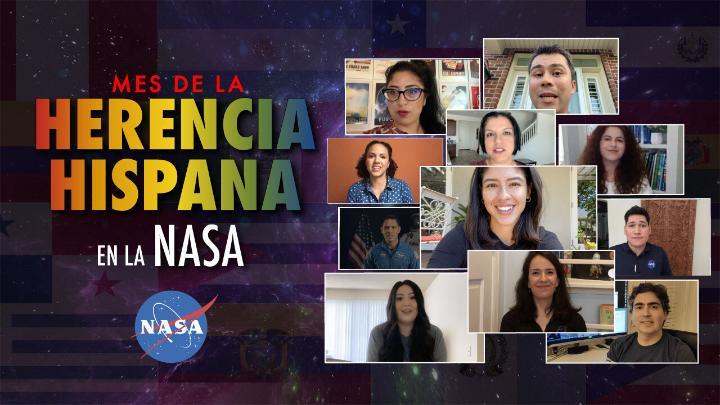 ¡Feliz #MesDeLaHerenciaHispana! Los hispanos contribuyen de múltiples maneras y en muy variadas funciones a las misiones de exploración de la NASA. Este mes estaremos inspirándote con algunas de sus historias: go.nasa.gov/3ix18bC