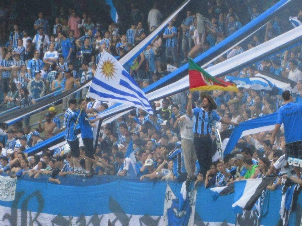 Parabéns Grêmio, o clube mais taura do mundo! Sempre pelas três cores!  #gauchodageral #gauchodogremio #imortaltricolor  #gremio117anos https://t.co/TtQPjpG7hT