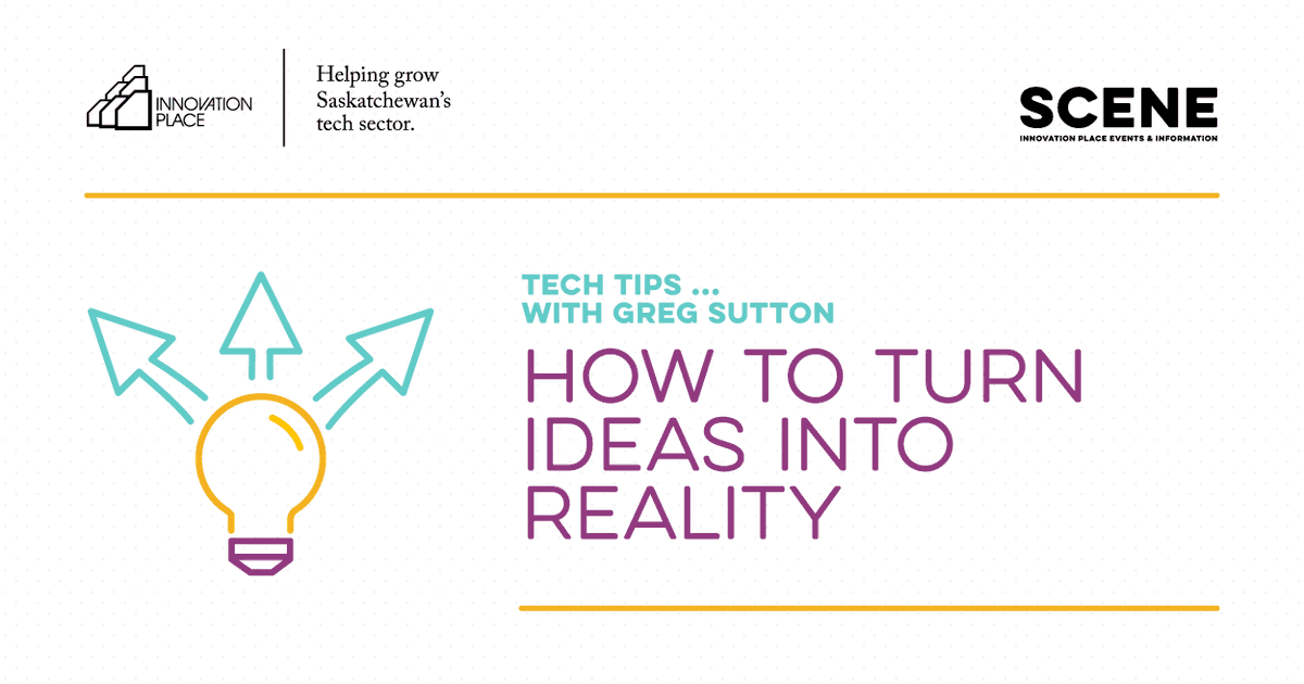 #DYK that when @TinyEYETherapy started, video and voice messaging were not common, but they built the company anyway? 🤯  Check out Greg's Top 3 #TechTips for turning your ideas into tech reality, even if reality has to catch up.  https://t.co/6qLMSSWRkW #TechTuesday #TipTuesday https://t.co/BETX109kEi