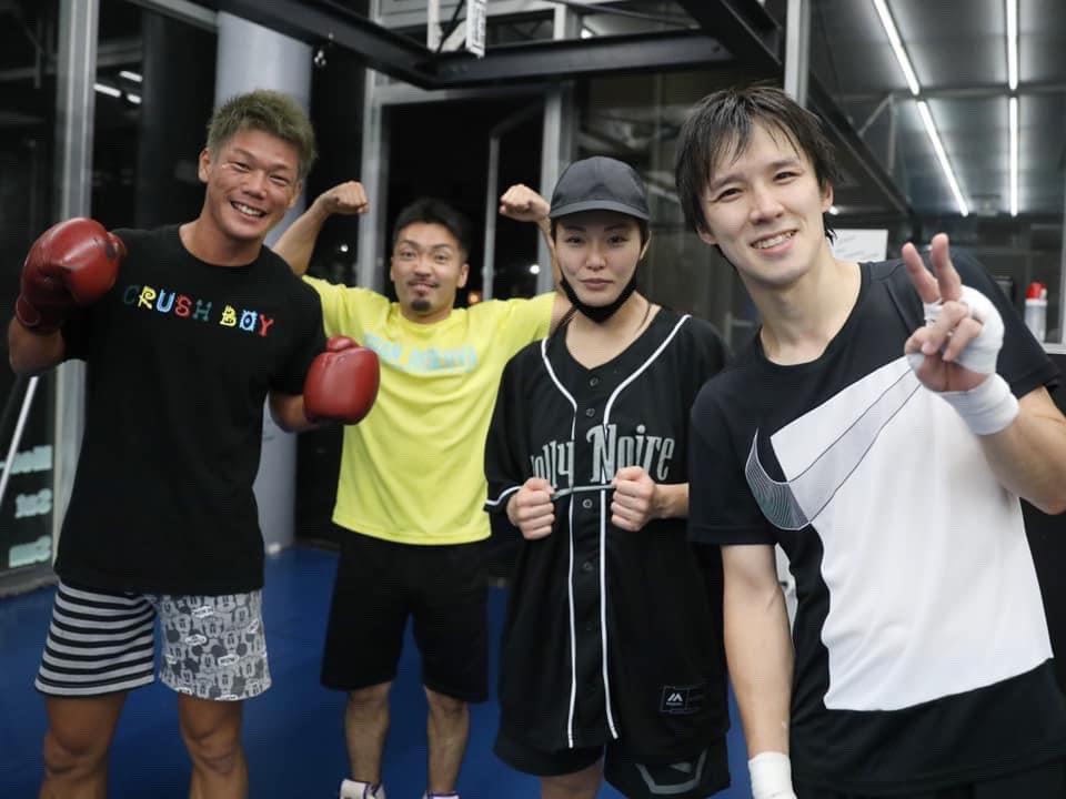 ボクシング ジム 迫 三 三迫将弘