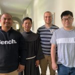 Image for the Tweet beginning: A fresh group of Postulants