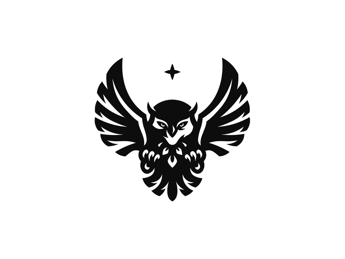 owl logo.   for sale.   support is appreciated. https://t.co/QRBHyvW72b