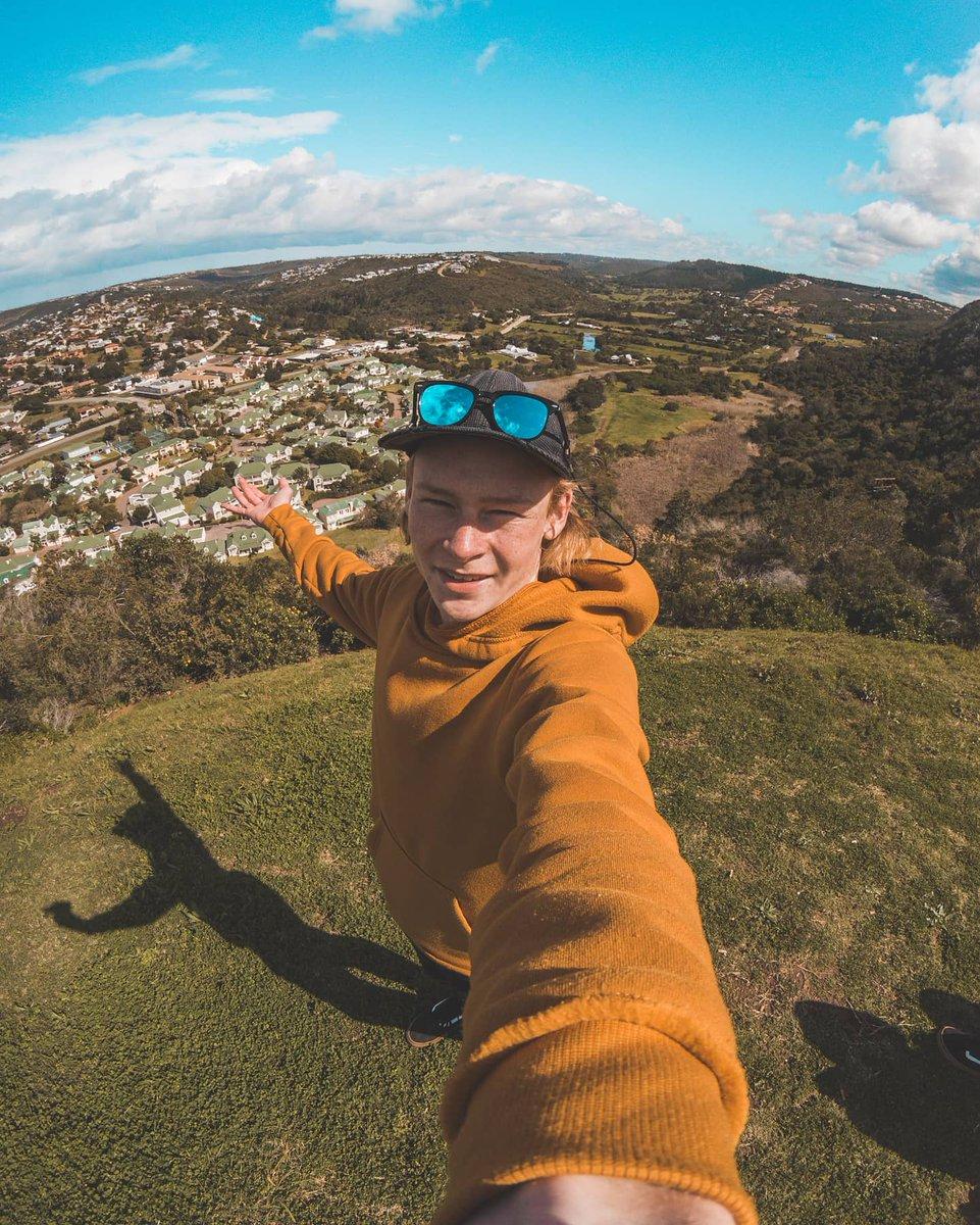 Views ⛰ . . . #selfie #gopro #goproza #plett #southafrica @GoPro @WOHZA https://t.co/V1TEr2wke7