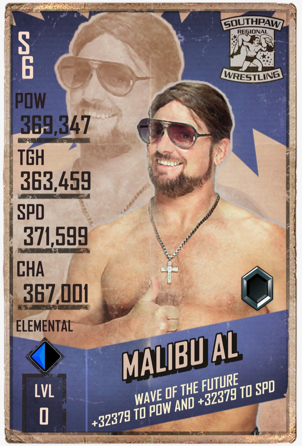 aj styles on twitter wanna talk about the future i don t think so let s talk about malibu al driving his station wagon straight to into wwesupercard beep beep watch that backseat ad aj styles on twitter wanna talk about