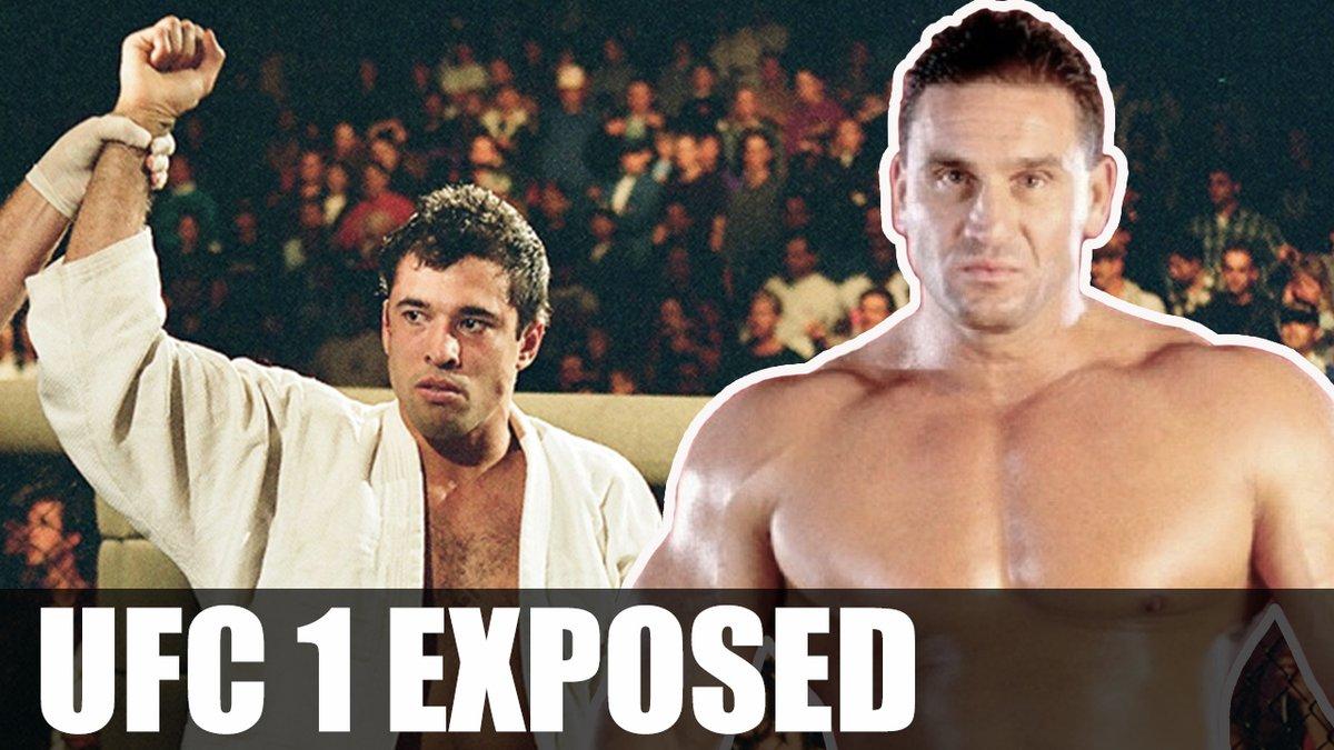 7 SHOCKING Things About UFC 1.. 👀 https://t.co/eCDWVR4bb4 #UFC #MMATwitter #MMA #MexicanMartialArts #GracieJiuJitsu #BJJ https://t.co/tID7xi0aLF