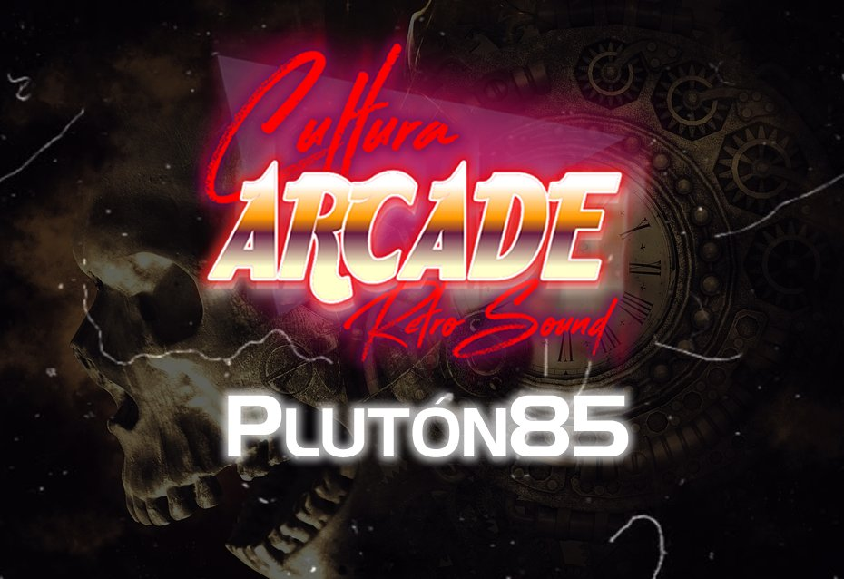 ⏱️PLUTÓN 85 (Time Travel Tribute) by CULTURA ARCADE  ⬇️⬇️YOUTUBE VIDEO⬇️⬇️ https://t.co/GMtisjGHhQ  #timetravel #TimeMachine #gameaudio #music #gamedev #sountrack #devsfromspain #indiedev #indiesp #newretrowave #synthwave https://t.co/6p9K5TQOLL