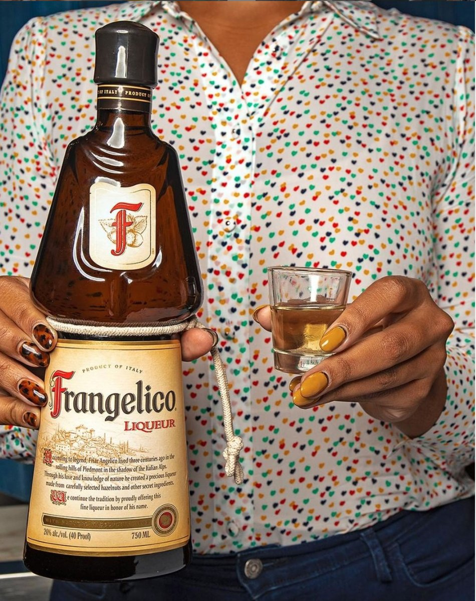 Have you tried Frangelico lately? The next round is on us. Go nuts with Frangelico. https://t.co/Ju1yeM86ZS
