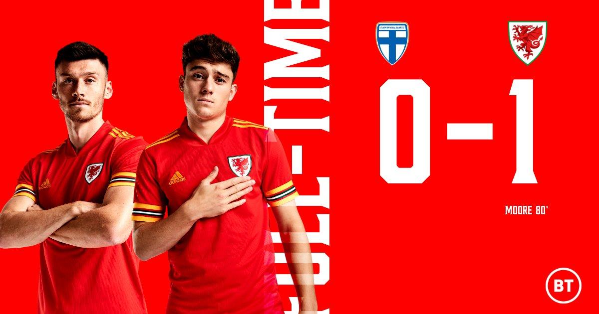 FT | 🇫🇮 0-1 🏴  A fine start for #Cymru in the #NationsLeague.   #FINWAL  #TogetherStronger https://t.co/4ZssxxffvE