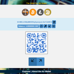 Image for the Tweet beginning: Air Wallet is ready for