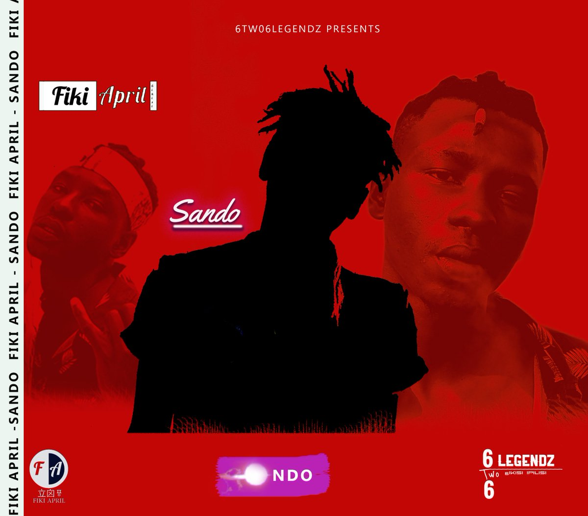"""#OfficialSandoCover I Will Be Dropping New Music🎶 And Visuals📺  Invite Your friends To My Account @Fiki25April  and also my Page Fiki April and Share With Them‼️, Go SUBSCRIBE On My YouTube Channel """"Fiki April"""" 🙏 #6ikisi👍 #6ikisiIPILISI💊 #SRL #AprilNation🐏 @6two6Legendz https://t.co/0SRtHrVe32"""