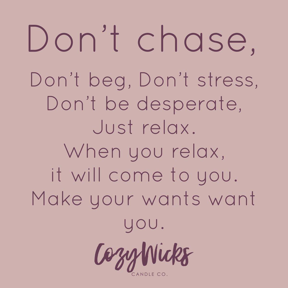 This is a whole word to live by. It relieves a ton of stress when you relax, let go, and Let God.   . . . . . #mindfulness #letgo #peace #letgoandletgod #letgoofthepast #letgooffear #letgotogrow #letgoofnegativity #whatsforyou #bodymindspirit #trusttheprocess https://t.co/d3f9RVqK6W