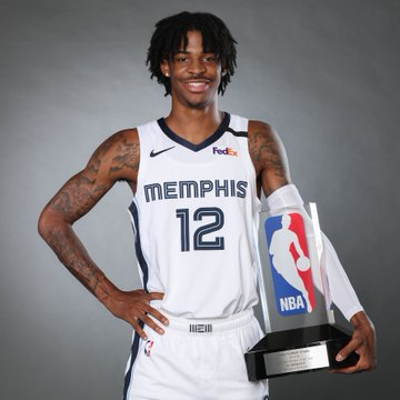 JA Morant eletto Rookie of the Year, solo terzo Williamson