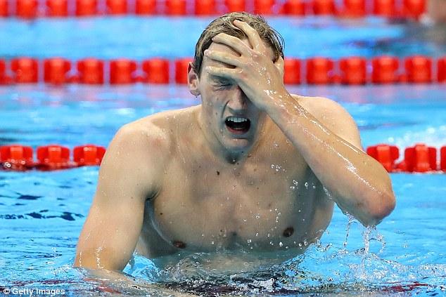 #Natación Qué decirle al nadador después de una mala actuación en la competición https://t.co/hvP6fu1vyz https://t.co/49r0lzoRIl