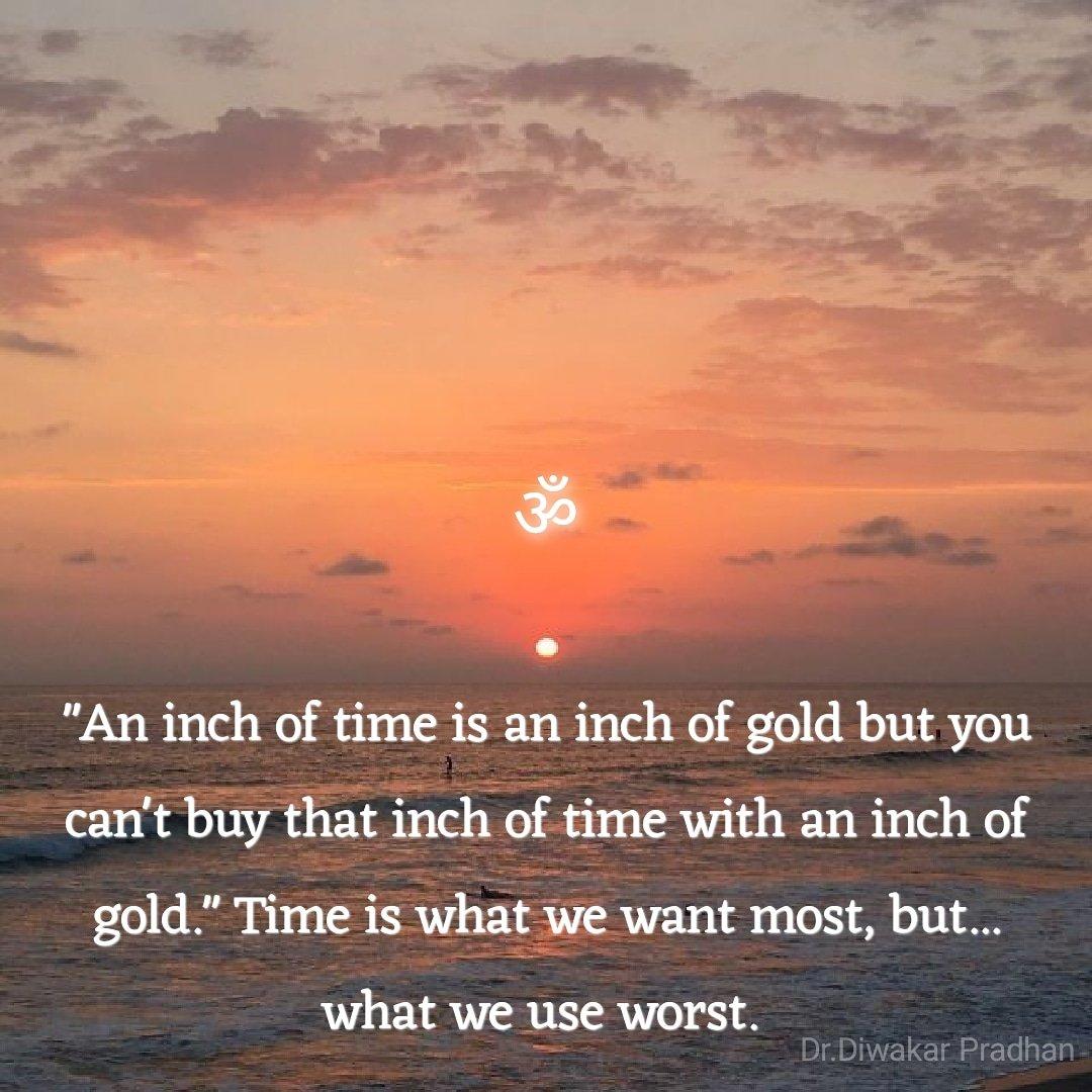 @AvdheshanandG ॐ Change your 24 hours and you will change your life. @AvdheshanandG #staysafe #mindfulness #meditation #spirituality #एकांतऔषधिहै #Time #वर्तमान_में_रहें  #स्वभाव_में_रहें #COVID19 #सकारात्मक_रहें #आनंद #सरलता #समय_सदा_वर्तमान_है #सजगता #ध्यान #existence  #आध्यात्मिक #Wisdom https://t.co/KXwy73yjQ9